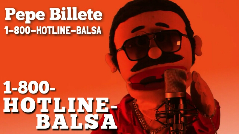Pepe Billete × Hotline Balsa