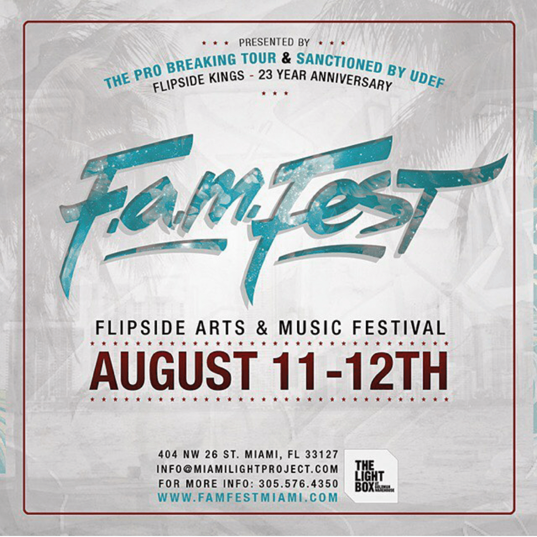 Event: Fam Fest 2017 Aug.11-12th