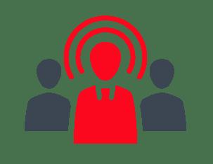 Voice-Broadcast-services
