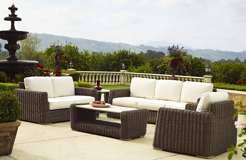 Win This 11455 Brown Jordan Outdoor Furniture Set 30A