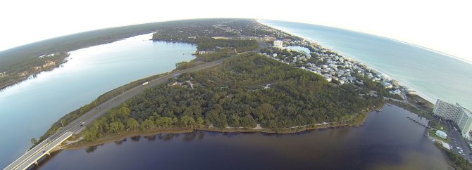 Sunset Pass at Lake Powell in Panama City Beach Florida is for sale for $12.5 million.