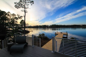 Relaxed Coastal Lake Living