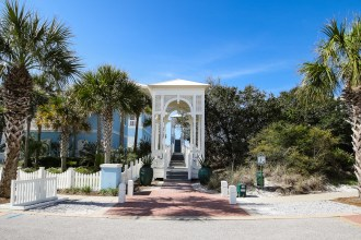 Carillon Beach Lot Within Walking Distance of the Beach