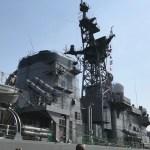 東京みなと祭に行ってきた!シャトルバスと体験乗船や護衛艦の混雑