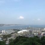 夏の江ノ島に行ってきた!片瀬江ノ島駅から江ノ島頂上までの所要時間
