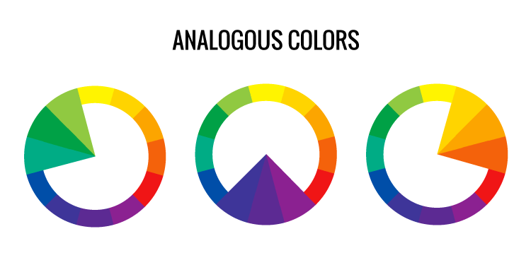 Image result for analogous colour scheme