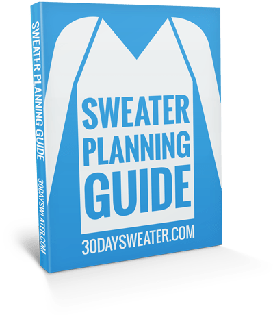 Sweater Planning Guide