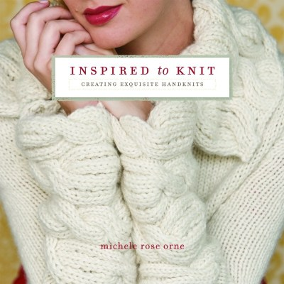Inspired to knit michele rose orne book