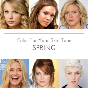 spring color analysis