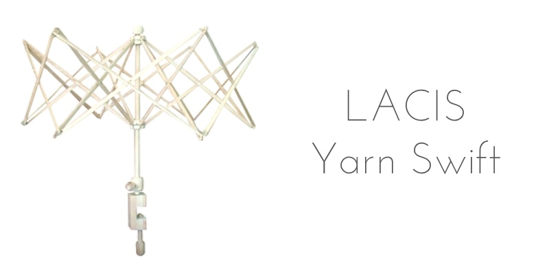 Lacis yarn swift