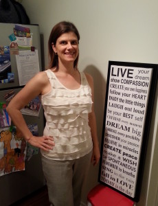 Julie Boyer, post 30 Day Whole Body Detox