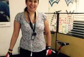 Foto Carolina - 30 Días en Bici