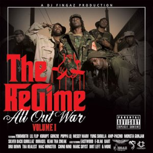 The Regime - All Out War Vol. 1