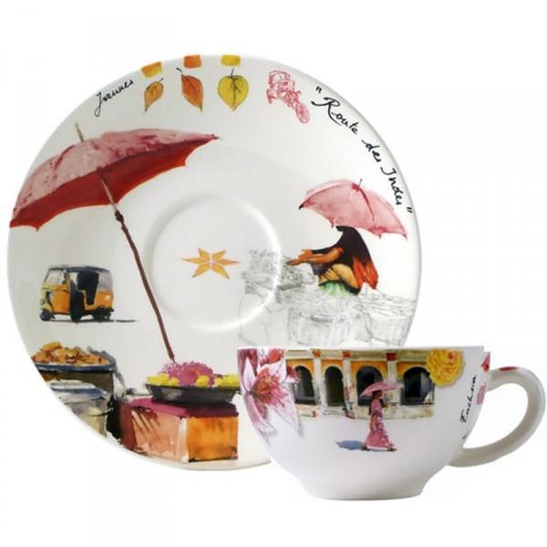 Dinnerware to dish out Passage to India  sc 1 st  30s Magazine & plates \u2013 30s Magazine