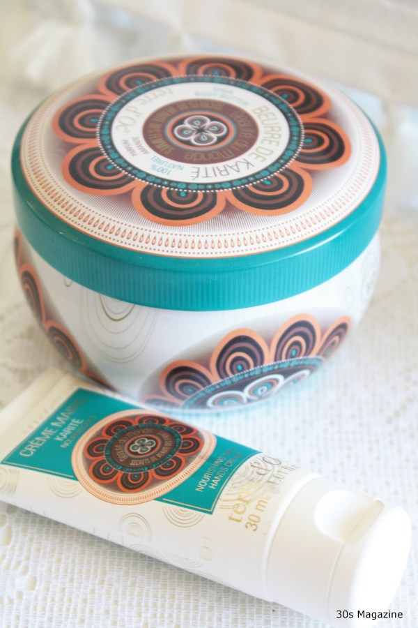 terre d'oc body butter and handcream