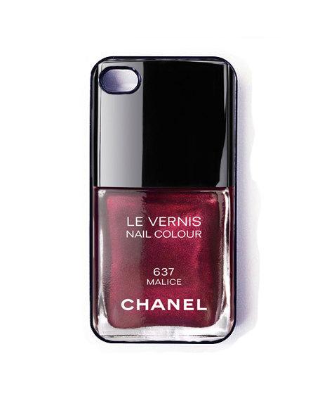 chanel phone case