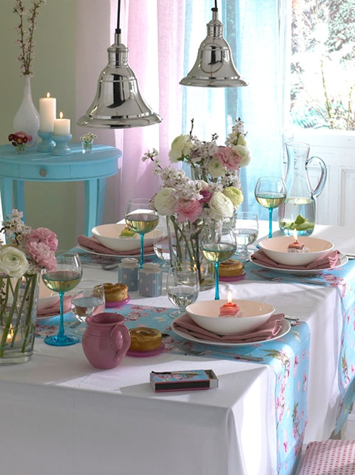 easter table 3