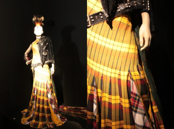 Jean Paul Gautier punk