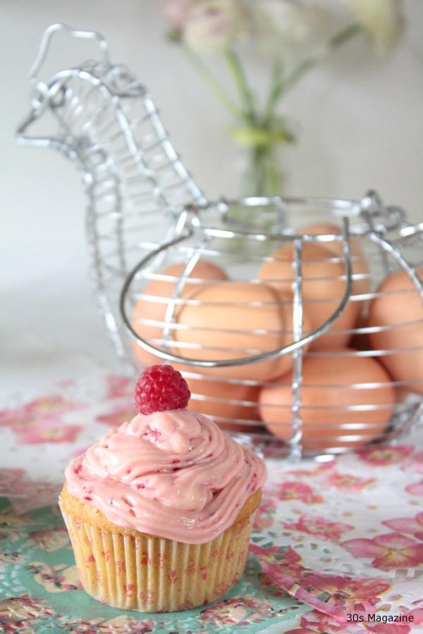 fruity cupcake
