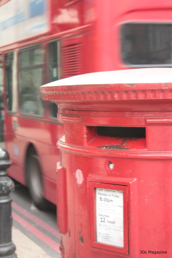 London red 5
