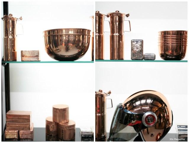 Copper Crush at Tom Dixon