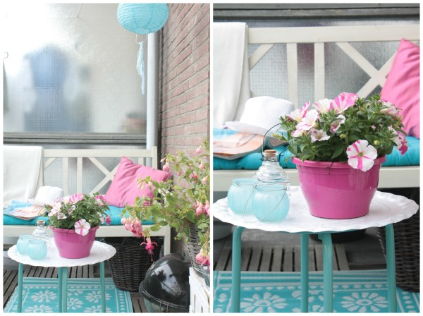 balcony make over