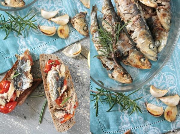 sardine bruschetta