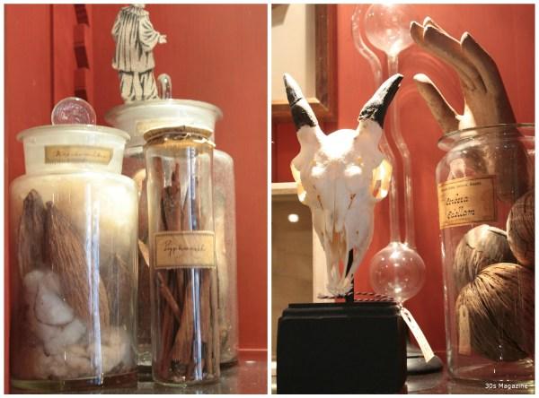 Amsterdam shoppng - antiques shop