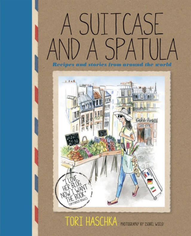 Book review: A Suitcase and a Spatula