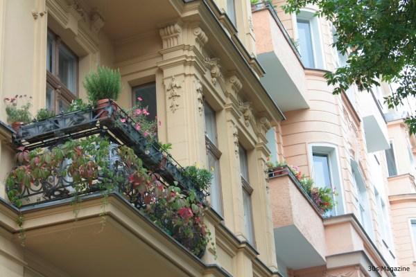 korte strasse facade