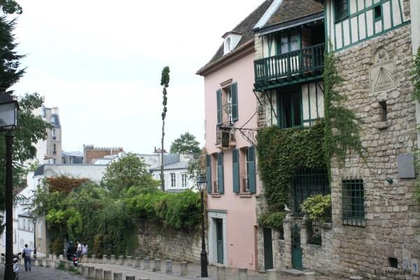Paris balconies 2