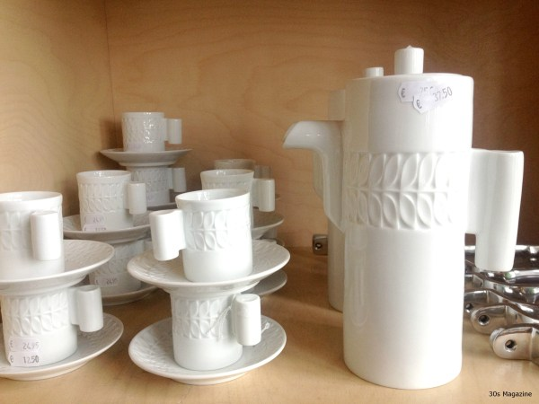 Pols Potten coffee set