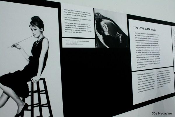 30s Magazine - Chanel - Audrey Hepburn