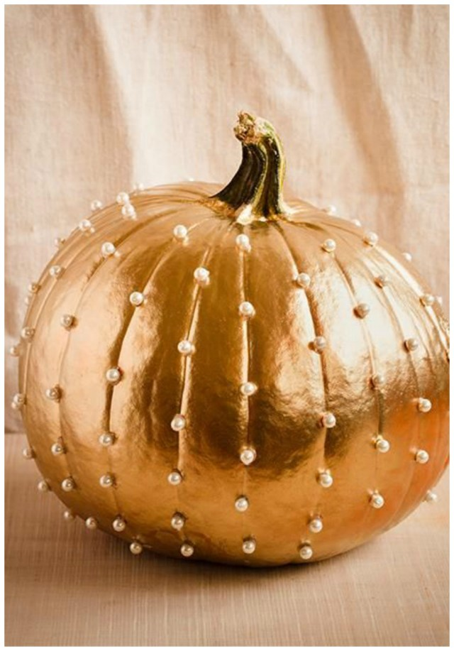 10 ways to decorate pumpkins