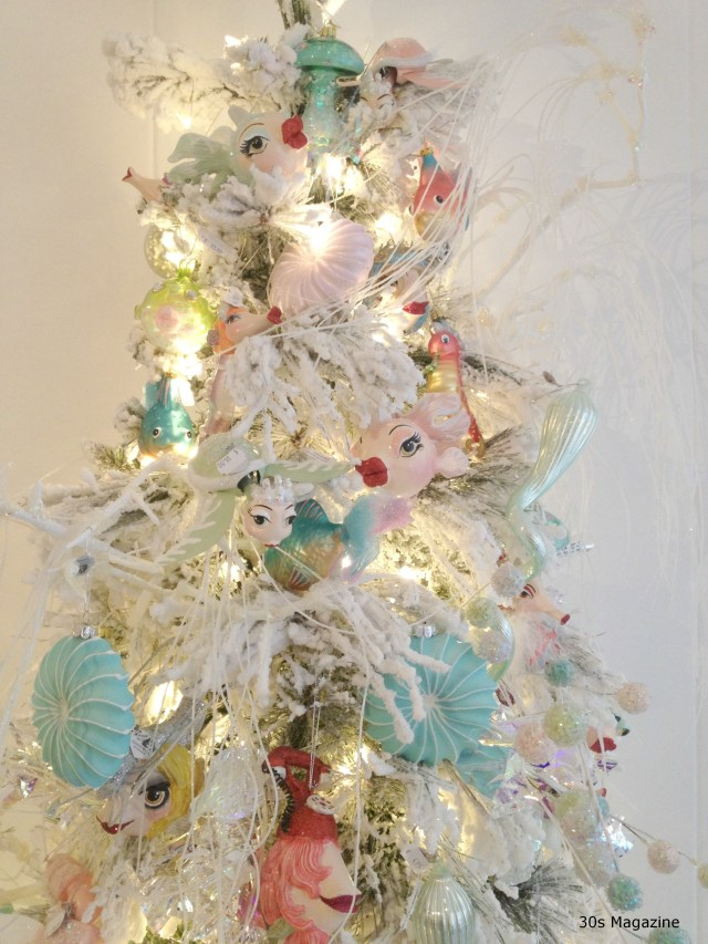 Christmas Trends 2013 at Pop-up Christmas Shop Floreest