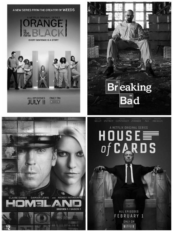 best series BW