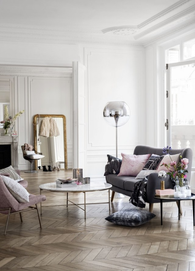 Parisian Chic Home Decor