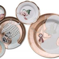 Jongerius shippo plates