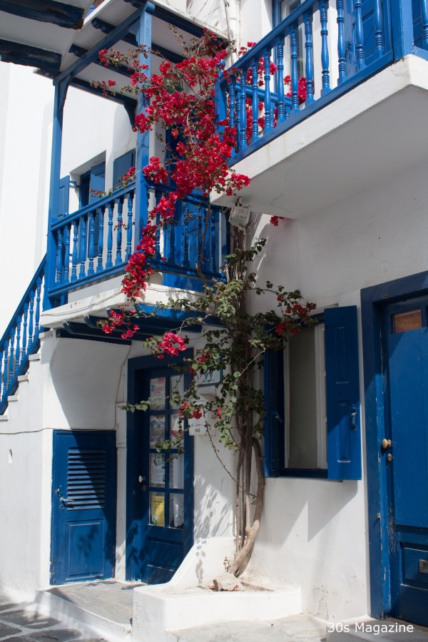 mykonos quaint house
