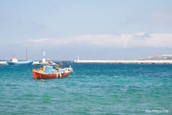 mykonos seaview
