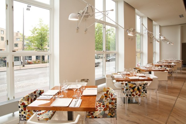 MOMO Restaurant, Bar & Lounge - Restaurant 3
