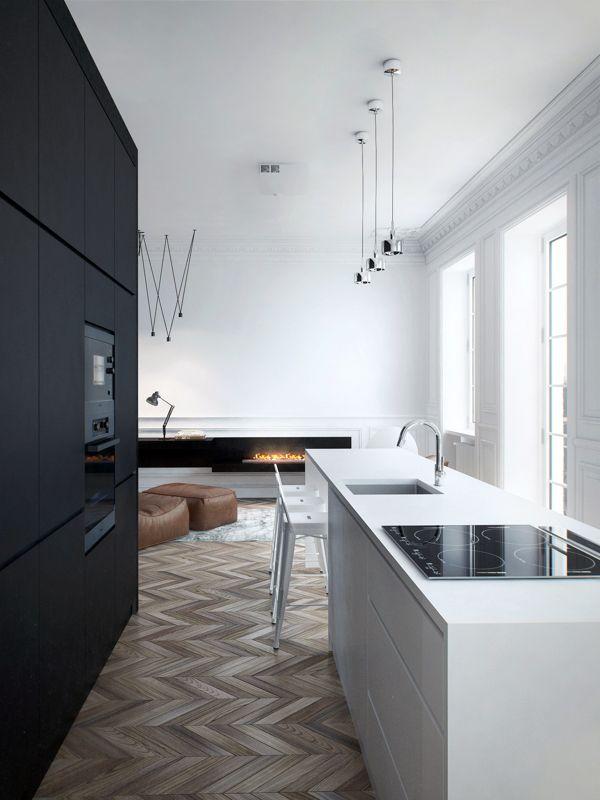 herringbone floor 3