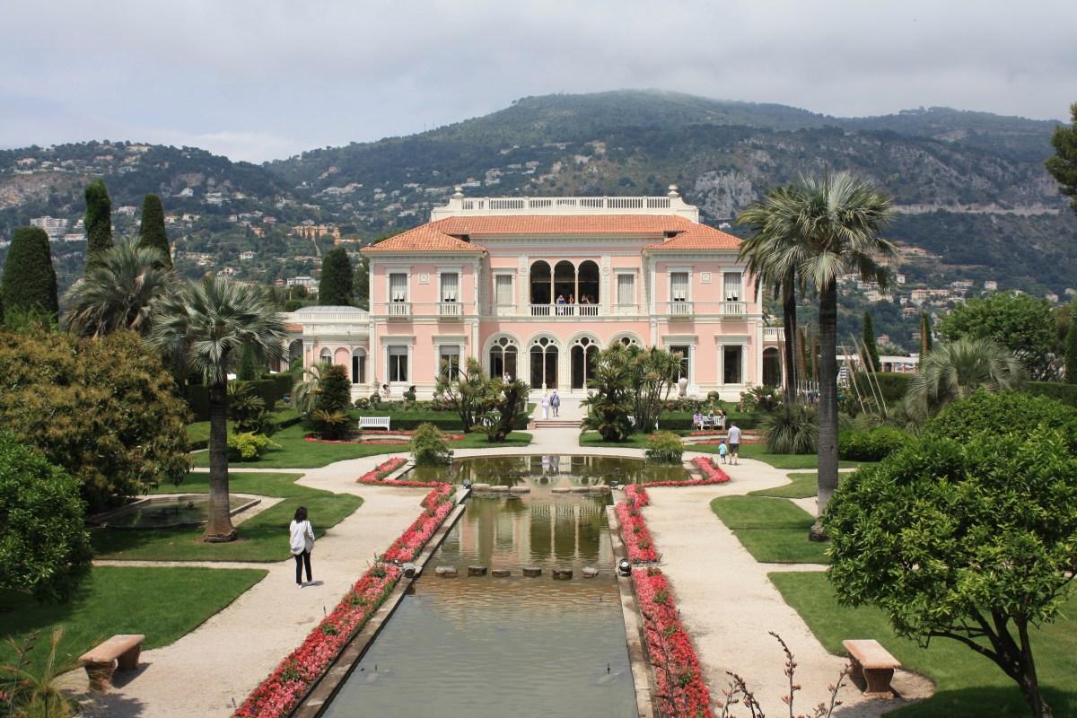30s Magazine - Villa & Jardins Ephrussi de Rothschild