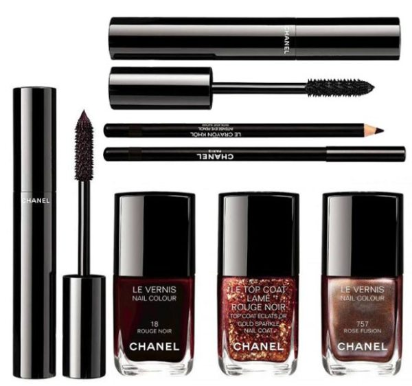 Chanel_Rouge_Noir_Absolument_holiday_2015_makeup_collection4