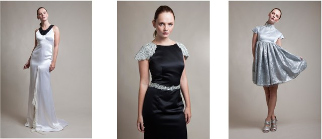 Laura Blagogees dress collection for the holidays