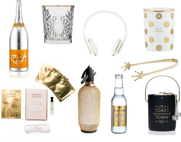 Holiday Gift Guide for the party girl