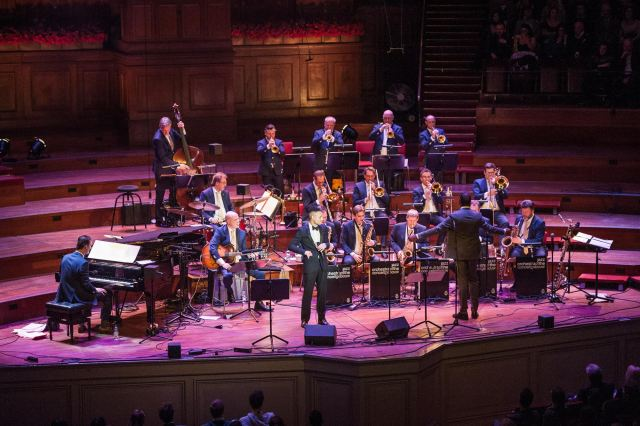 A Soulful Christmas with Jose James & the Jazz Orchestra in concert