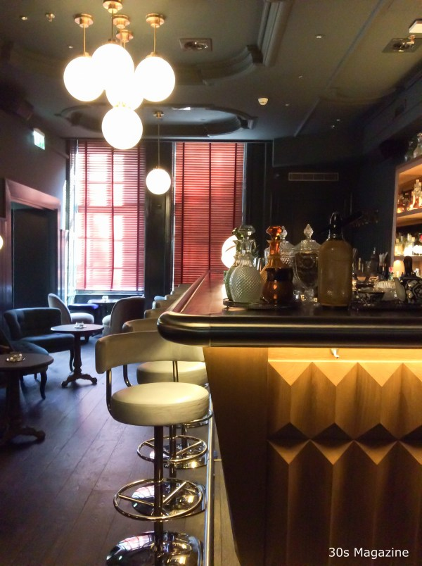 30s Magazine The Pulitzer S Bar Amsterdam Mixes Modern