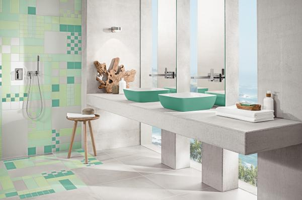Villeroy and bock Artis color bathroom