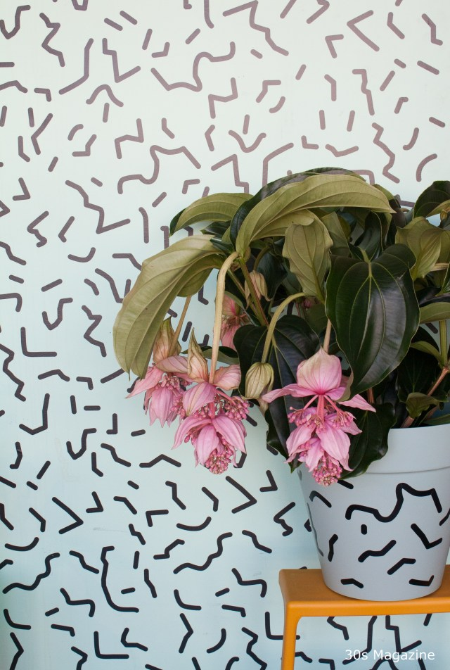 2016 Trends for decorating with plants and flowers